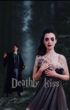Deathly kiss | tom riddle  by deadlyyvampire
