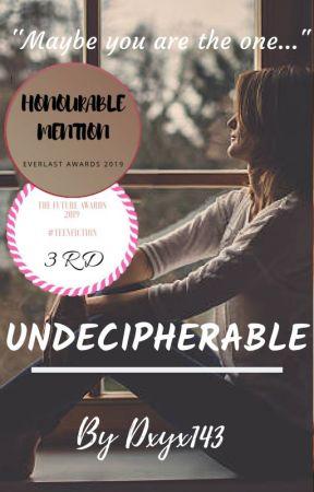 Undecipherable by Dxyx143