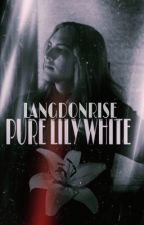 PURE LILY WHITE  MICHAEL LANGDON by velvetlangdon