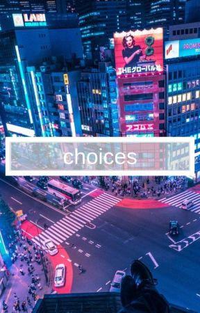 choices → f&f: tokyo drift by darthcassian