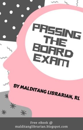 Passing the Board Exam by Malditang Librarian, RL by malditanglibrarian