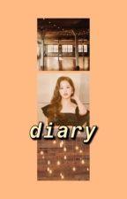 diary ; jang wonyoung  by softlykwon
