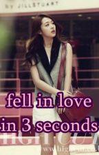 FELL IN LOVE IN 3 SECONDS by MhaeLascanoII