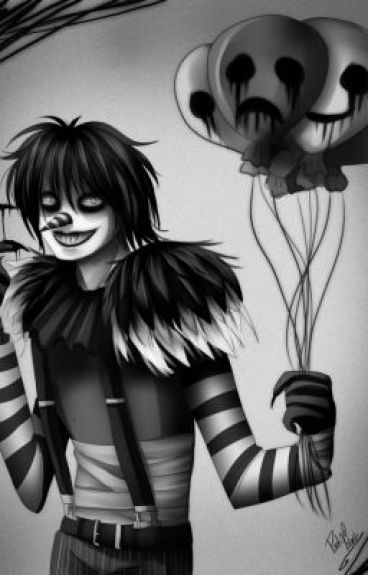 Sickness (Laughing Jack x Reader)