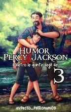 Humor Percy Jackson - il dietro le quinte degli dei 3 by Expecto_patronum09