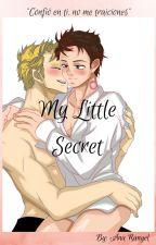 My Little Secret by AntoshkaStark