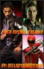 Power Rangers Mystic Force: Nick Russell x Reader by BellaB13hiccstrid