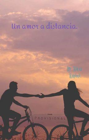 ... Un amor a distancia.. by XtabayMaldonado