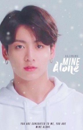 Mine Alone • J.JK by Hajimama