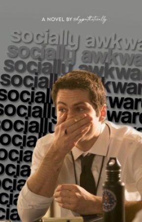 socially awkward! [SPENCER REID] by hypathetically
