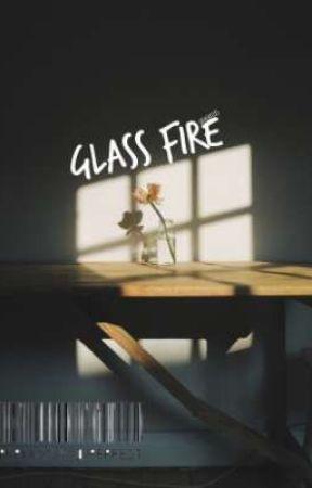 glass fire by fliegsal
