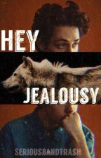 hey jealousy || Liam Dunbar by seriousbandtrash