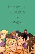 Heroes of Olympus X Reader by --rynn