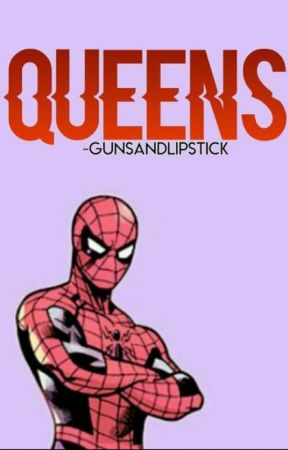 QUEENS - Cover shop.  by -gunsandlipstick