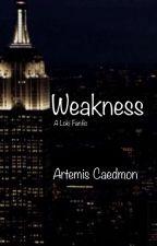 Weakness | Loki [Book One] by ArtCaedmon