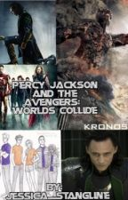 Percy Jackson and the Avengers : Worlds Collide by B-K-201