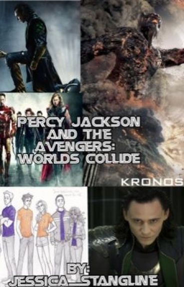 Percy Jackson and the Avengers : Worlds Collide