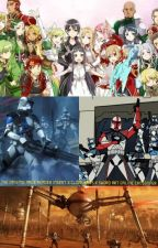 Sword Wars Online: The Origins (Male Clone Reader Insert X Star Wars X SAO) by ArmyGroupCenter