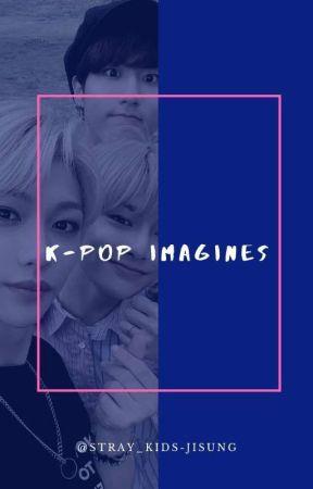 K-pop Imagines - Kihyun {Monsta X} (Yandere & Bad Boy AU