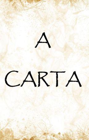 A carta ( um conto) by LucasOliveira775