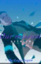 Our mission (dbh Connor x android reader) by logiclogan