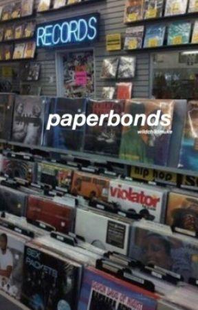 Paperbonds// muke by wildchildmuke