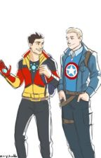Stony Highschool Au by lokishiddlestoner
