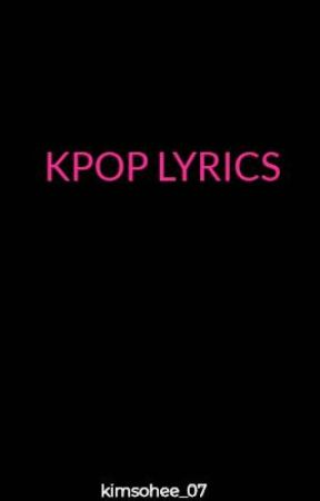 KPOP LYRICS - Blackpink Playing with fire kor ver - Wattpad