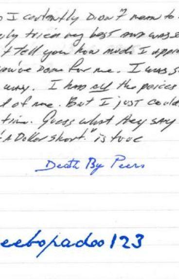 Death By Peers