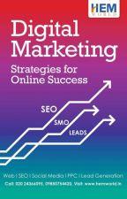 Digital Marketing Agency by jagruti111