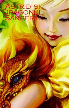 Astrid si dragonul sangeriu by Timekeeper22