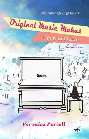 Original Music Makes:  Revolutionary by VeronicaPurcell4