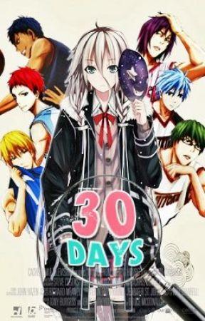 30 Days [Kuroko no Basket] by Rukoreos
