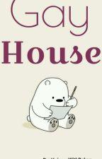 Gay House   Chanhun Kaibaek by UnicornWithBekon