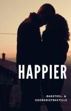 Happier ; Bastille by -badsteel-
