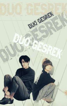 Duo Gesrek by gheamasuda