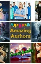 Amazing Writers & List Of Great Books To Read  by Sweetbeery89
