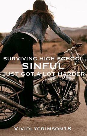 Sinful | ✓ by Vividlycrimson18