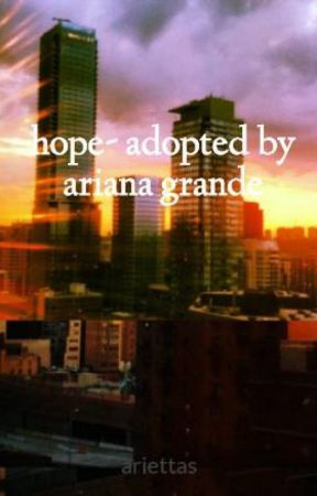 hope- adopted by ariana grande (DISCONTINUED) by ariettas