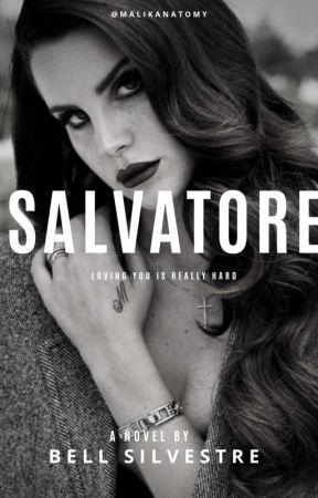 Salvatore  by Malikanatomy