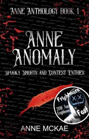 Anne Anomaly by AnneMcKae