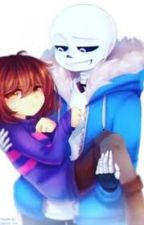 Safe by anything else ~ a Sans x Frisk fanfiction by littlesunflower45