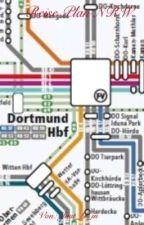 Reise Plan NRW by Just_G_in