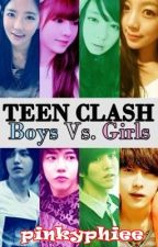 Teen Clash! Boys vs. Girls by pinkyphiee