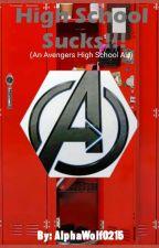Winterfalcon High School AU by AlphaWolf0215