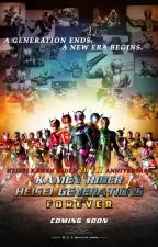 The Kamen Rider by Sasuke4911