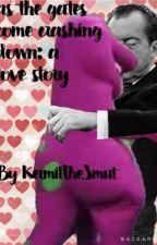 Barney x Richard Nixon  by KermitTheSmut