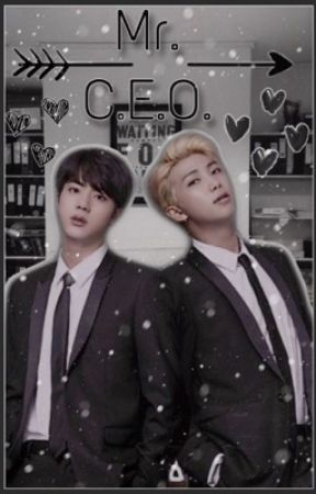 Mr. CEO { Namjin } Au by Hannah_that1fangirl
