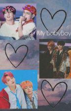 My BabyBoy by Nicky_Vkooka