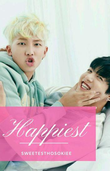 Happiest [KookJoon]✔